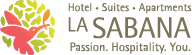 La Sabana Hotel, Suites & Apartments Logo